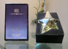 ANGEL CELEBRATION - IL ETAIT UNE ETOILE - EDP 5 ML De THIERRY MUGLER - Miniaturen Flesjes Dame (met Doos)