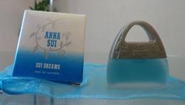 SUI DREAMS - EDT 5 ML De ANNA SUI - Miniaturen Flesjes Dame (met Doos)