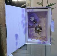 COFFRET LA FEE PAPILLON - FETE DES MERES 2004 - EDP 5 ML De LOLITA LEMPICKA - Miniaturen Flesjes Dame (met Doos)