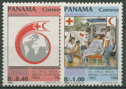 Panama 1989 Internationales Rotes Kreuz 1691/92 Postfrisch - Panama