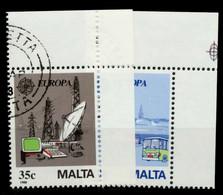 MALTA Nr 794-795 Gestempelt ECKE-ORE X9252B6 - Malta