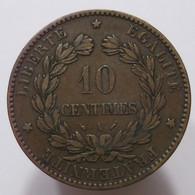 10 Centimes 1894 A (France) - D. 10 Centimes