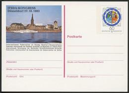 Allemagne Fédérale - Germany - Deutschland Entier Postal 1982 Y&T N°EP987 - Michel N°GZS1155 *** - Calendrier Grégorien - Geïllustreerde Postkaarten - Ongebruikt