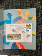 (WW 4 A) 2020 Tokyo Summer Olympic Games - Gold Medal - Rowing - Women's Four (in Presentation Folder) - Zomer 2020: Tokio