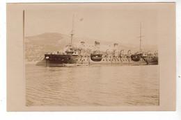 PHOTO NAVIRE DE GUERRE PRE-WW1 CASSARD - Barcos