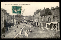 24 - RIBERAC - NOUVELLE PLACE NATIONALE - Riberac