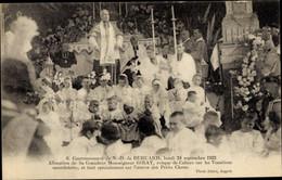 CPA Behuard Maine Et Loire, Notre Dame De Behuard, Les Fetes Du Couronnement, 24.09.1923 - Andere Gemeenten