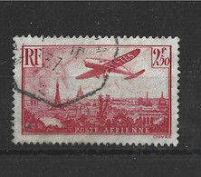 1936 - Poste Aérienne France - N°11 Yvert Et Tellier Oblitéré - 1927-1959 Used