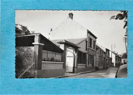 Photo De Gloton-Bennecourt, 1954. - Auberge, Le Rendez-Vous Des Pêcheurs. - Altri Comuni