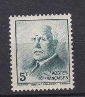 N° 534 Et 525 Effigie Du Maréchal Pétain:  Beaux Timbres Neuf Impeccable Sans Charnière - Unused Stamps