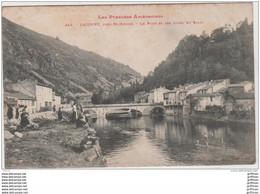 LACOURT PRES SAINT GIRONS LE PONT ET LES RIVES DU SALAT TBE - Saint Girons
