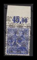 BIZONE 1948 Nr 48II Postfrisch (405763) - Amerikaanse-en Britse Zone