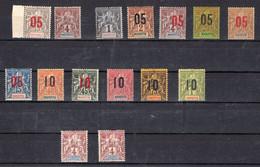 Petit Lot Des Colonies Française, Neufs**,cote 37€ - Collections