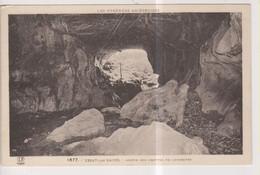 CPA-09-Ariège- USSAT-les-BAINS- Sortie Des Grottes De Lombrives- - Sonstige Gemeinden
