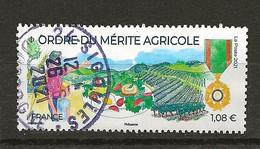 Année 2021 Ordre Du Mérite Agricole Réf 3 - 2010-.. Matasellados