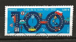 Année 2021 Code De La Route Réf 1 - 2010-.. Matasellados