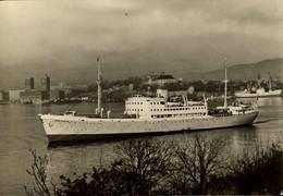 Transports > Bateaux > Paquebots / A 121 - Passagiersschepen