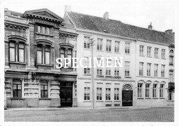 Instituut O.L.V. Damen Bernardinnen Voorgevel  @ Oudenaarde - Oudenaarde