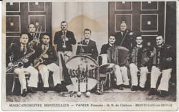 Montceau-les-Mines - Magic-Orchestre, Panier François. - Montceau Les Mines