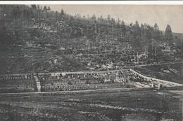 Cartolina - Postcard / Non  Viaggiata - Unsent /  Cimitero Militare Italiano  - Val Piana ( Grappa ) - Cementerios De Los Caídos De Guerra