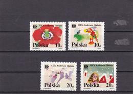 Poland Pologne, H. Ch. Andersen, Fairy Tales, Hafnia 1987 - Verhalen, Fabels En Legenden