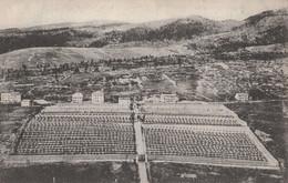 "Cartolina - Postcard / Non  Viaggiata - Unsent /  Cimitero Militare Italiano "" Di Qui Non Si Passa"" Gallio - Asiago - Cementerios De Los Caídos De Guerra"