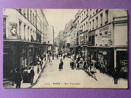 75   PARIS    Rue Traversière       Plan Animé     Bon état - Distretto: 12