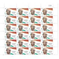 🚩 Discount - Cuba 2019 150th Anniversary Of Birth Of Mahatma Gandhi  (MNH)  - Celebrities - Blocks & Sheetlets