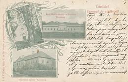 Varannó  Vranov Nad Topľou  / 1900 Schloss - Slowakije