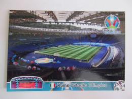 EURO 2020  Rome, Italy. Stadio Olimpico Stadium - Soccer