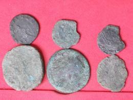 ROMAN    - LOT 6 COINS 37 GRS    - (Nº21287) - 4. Other Roman Coins