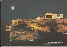 Greece  Card 2004 Athens Olympic Games - Mint  (DD25-53) - Verano 2004: Atenas