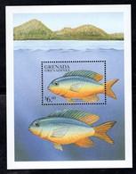 Grenada Grenadines 1999  Fauna  Fish ,fishes - Grenada (1974-...)