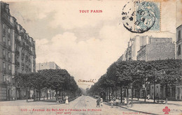 PARIS - 12ème Arrond -  Avenue Du Bel Air à L'Avenue De St Mandé - Distretto: 12