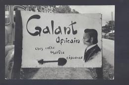 Galant  Africain - Chez Votre Maître Ciseaux - Postkaart - Autres