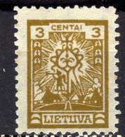 Litauen Mi 210 * [020821VI] - Lithuania
