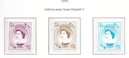 PIA - 1999 - Uso Corrente - Immagine  Di S.M. La Regina Elisabetta II -  (Yv. 857-71) - Gibilterra
