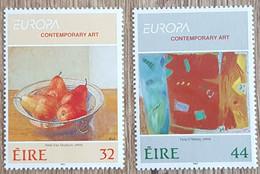 Irlande - YT N°828, 829 - Europa / Art Contemporain - 1993 - Neuf - Nuovi