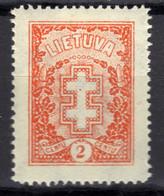 Litauen / Lietuva 1926/27 Mi 268 * [020821VI] - Lithuania