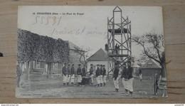 FEUQUIERES : La Place Du Frayer  ................ 210606-4862 - Non Classificati