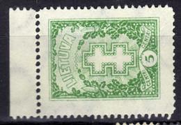 Litauen / Lietuva 1926/27 Mi 270 X * [020821VI] - Lithuania
