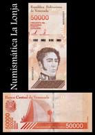 Venezuela 50000 Bolívares 2019 Pick New SC UNC - Venezuela