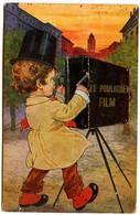 """Le Pouliguen - Carte à Système - """"Le Pouliguen Film""""  - Voir Scans - Le Pouliguen"""