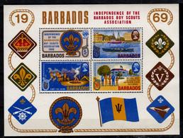 DB -2- Barbados 1969 (++) MNH - Senza Difetti Occulti - - Barbados (1966-...)