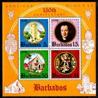 DB -4- Barbados 1975 (++) MNH - Senza Difetti Occulti - - Barbados (1966-...)
