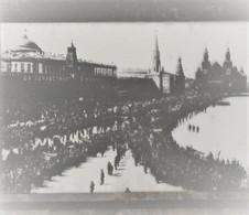 MOSCOU - Diapositiva Su Vetro