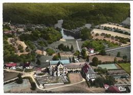 LACHALADE-en-ARGONNE (55) Vue Aérienne Abbaye Cistercienne - CIM N°15-7 A Cpsm GF - Altri Comuni