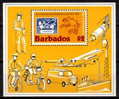 DB -6- Barbados 1984 (++) MNH - Senza Difetti Occulti - - Barbados (1966-...)