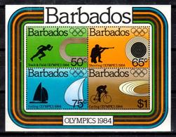 DB -7- Barbados 1984 (++) MNH - Senza Difetti Occulti - - Barbados (1966-...)