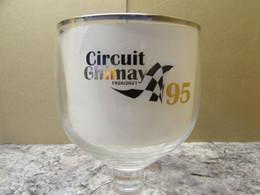 "Verre Chimay 33cl ""Circuit De Chimay 95 (1926-2021)"" - Glasses"